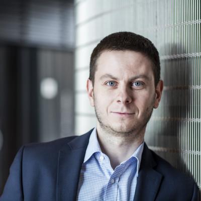 Lukáš Jelínek, manažer IT společnosti Dimension Data. 7.2.2